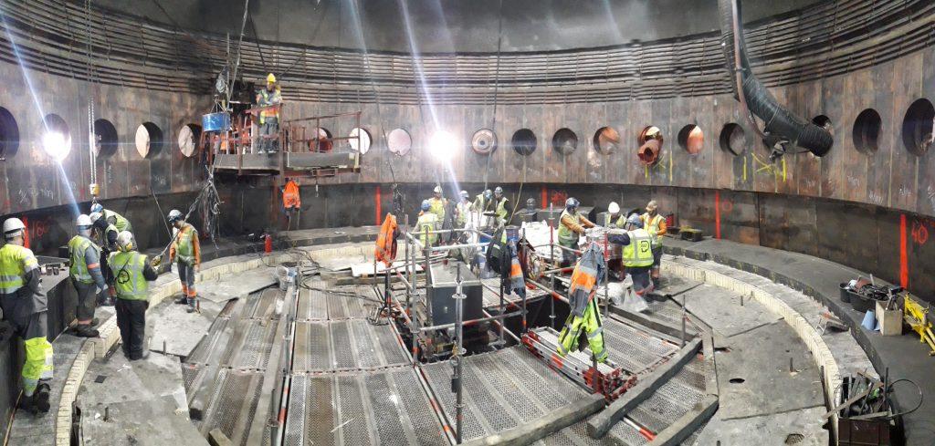 Arcelor Mittal Bremen Blast Furnace 2 Pirson Refractories